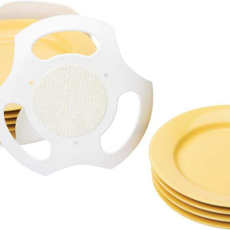 Camco Stack-A-Plate Dish Organizer image number 2