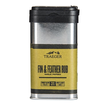 Fin & Feather Rub, 5.5 oz.