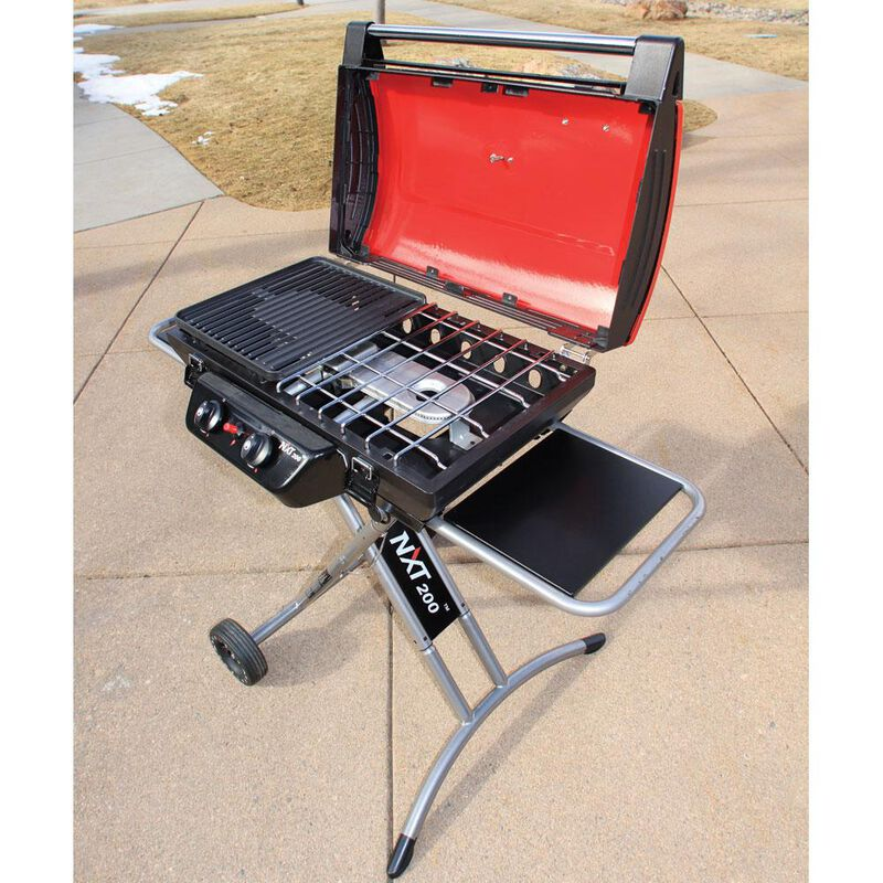 Coleman NXT 200 Portable Grill image number 8