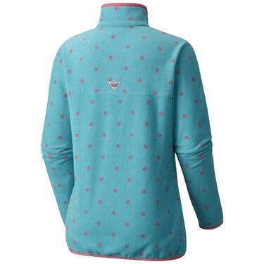 Columbia Women's Harborside Printed Fleece Pullover