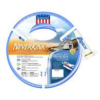 "NeverKink RV/Marine Freshwater Hose, Blue, 25'L x 1/2"" Dia."