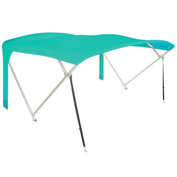 "Buggy Style Pontoon Bimini Top Fabric Only, Sunbrella Acrylic, 90""-96"" Wide"