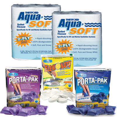 Sewer Fresh Essentials Bundle