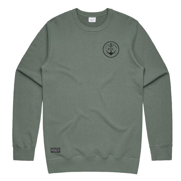 Hyperlite Lo-Fi Crew Sweatshirt