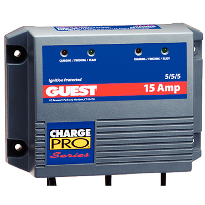 Guest ChargePro Triple Bank Battery Charger image number 1