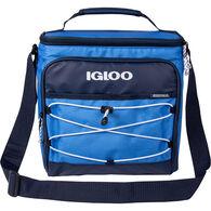 Igloo Ringleader MaxCold 12-Can Cooler, Navy