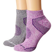 Columbia Balance Point Low Cut Socks, 2 Pack