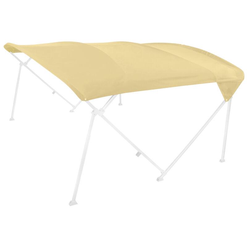 Shademate Pontoon Bimini Top Fabric, Spectraloc 600D Polyester, 8' Long image number 9