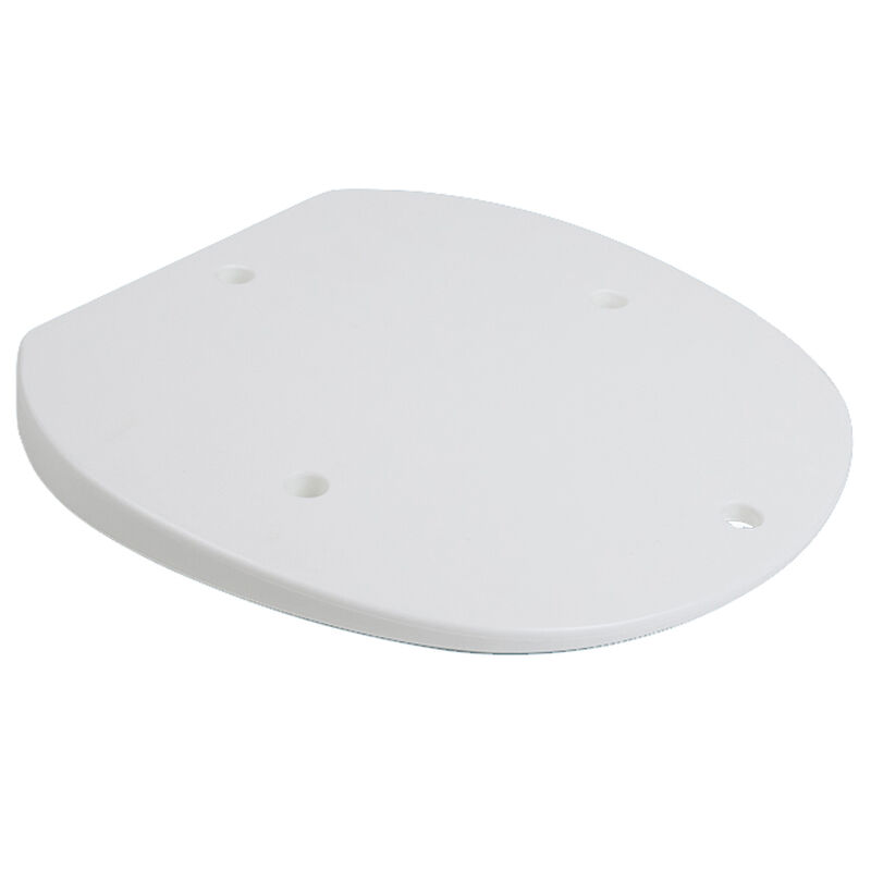 Seaview Direct-Mount 4° Wedge for Simrad HALO Open Array Radar image number 1