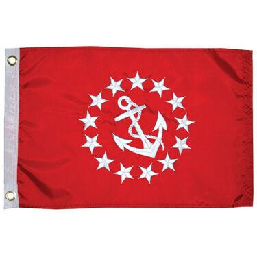 "Nautical Officer Flag, 12"" x 18"""