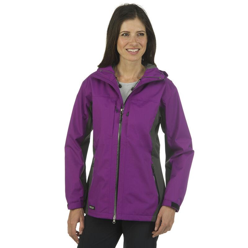 Ultimate Terrain Women's TecH2O Sheltered II Rain Jacket image number 18