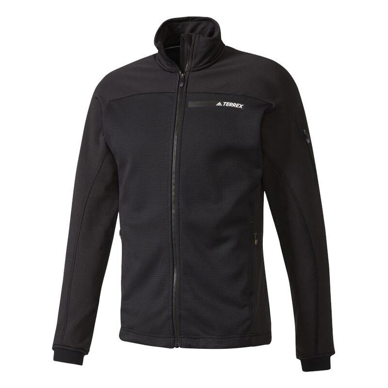 Adidas Men's Terrex Stockhorn Fleece Jacket image number 7