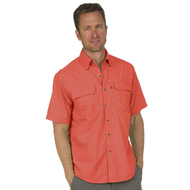 Nepallo Men's Trophy Quick-Dry Short-Sleeve Shirt image number 4