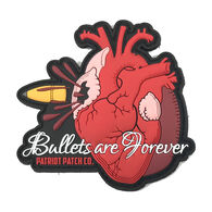 Patriot Bullets are Forever Patch