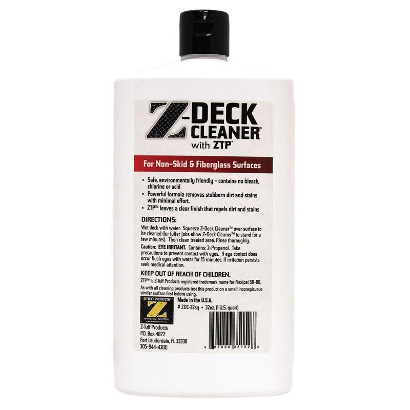 Z-Tuff Z-Deck Cleaner, 32 oz. image number 2
