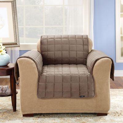 Deluxe Pet Chair Throw