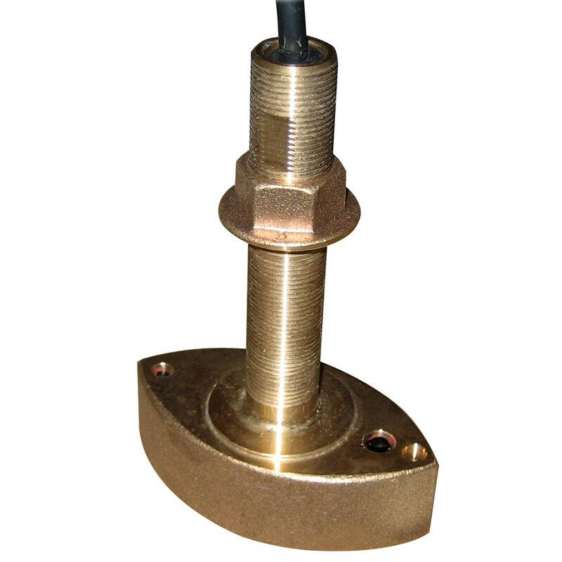 Furuno 525T-BSD Bronze Thru-Hull Transducer image number 1
