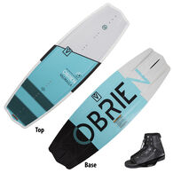 O'Brien Valhalla Wakeboard With Access Bindings