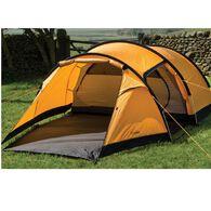 Snugpak Journey Quad Tent, Sunburst Orange