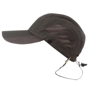 Dorfman Pacific Men's Umbra Fishing Cap with Foldaway Sun Shield