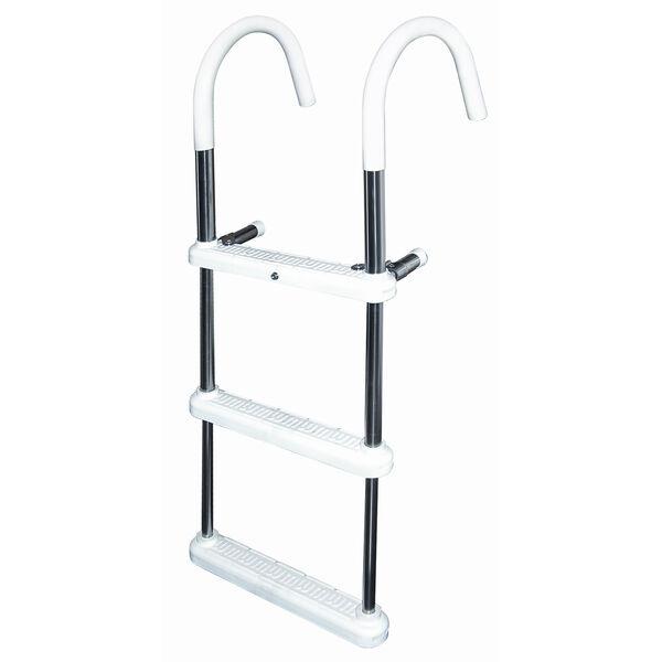 Dockmate Gunwale Hook Ladder, 3-Step