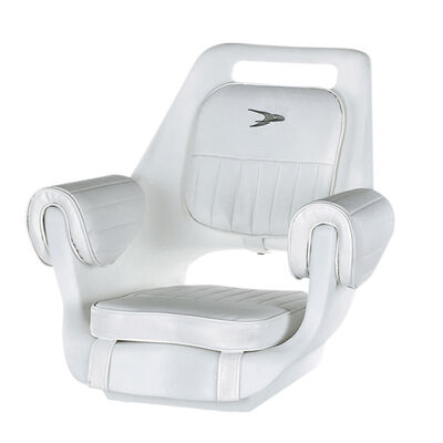 Wise Deluxe Pilot Chair Only w/seat, cushions, and universal mounting plate