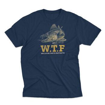 Fin Fighter Men's WTF Short-Sleeve Tee