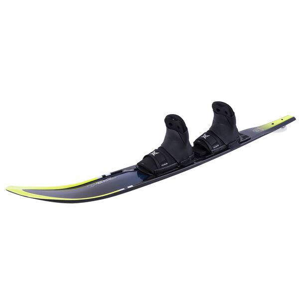 HO Omni Slalom Waterski With Double Animal Bindings
