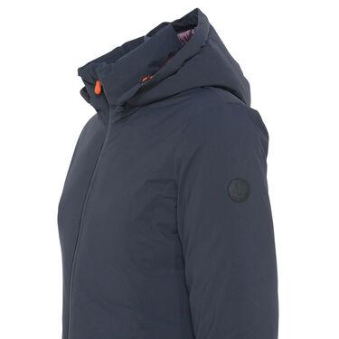 Save The Duck Women's Matt Baffled Long Jacket