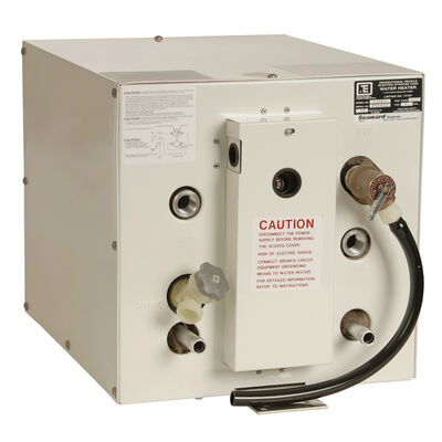 Seaward 6 Gallon Water Heater With Front Heat Exchanger