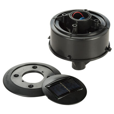 VENT-SOL-AIR Solar-Powered Ventilating Fan For Boat Covers