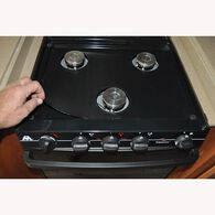 Stove Wrap Splatter Guards- Atwood/Wedgewood Vision 3-Burner Stoves and Cooktops