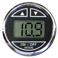 Faria Depth Sounder with Transom-Mount Transducer