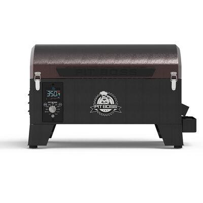 Pit Boss Mahogany Series 150PPS Tabletop Wood Pellet Grill