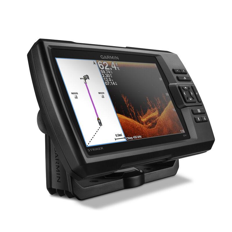 Garmin Striker 7dv CHIRP GPS Fishfinder image number 1