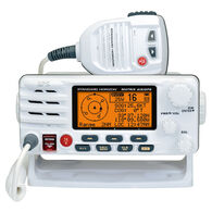 Standard Horizon MATRIX AIS+ GX2150 VHF Radio and AIS Receiver, white