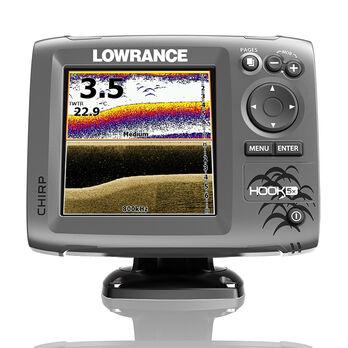 Lowrance HOOK-5x CHIRP DSI Fishfinder