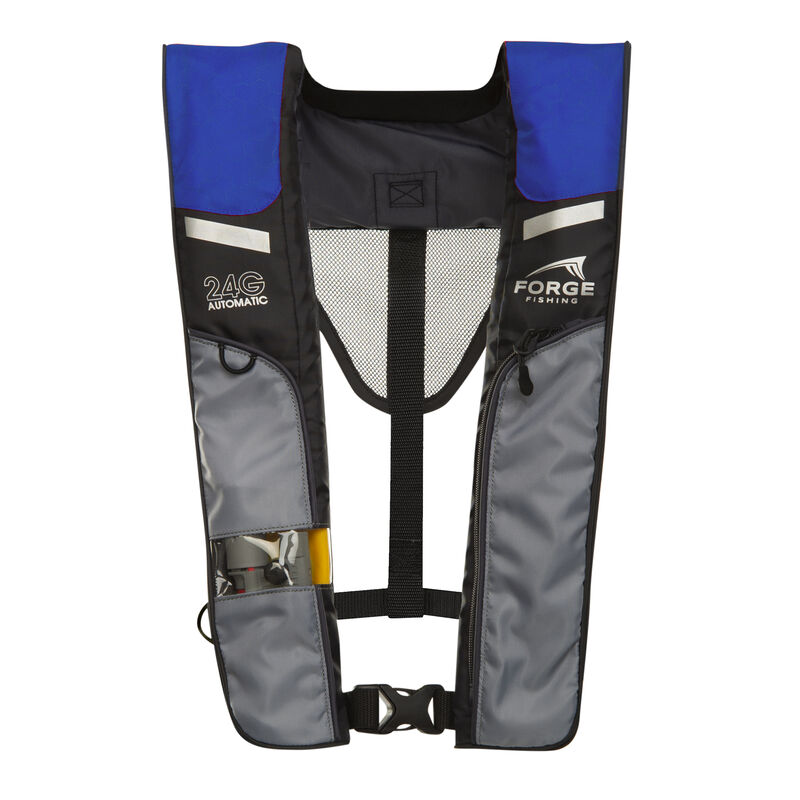 Forge Fishing 1H Slimline Automatic PFD image number 7