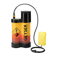 Geyser Systems Portable Shower With Heating