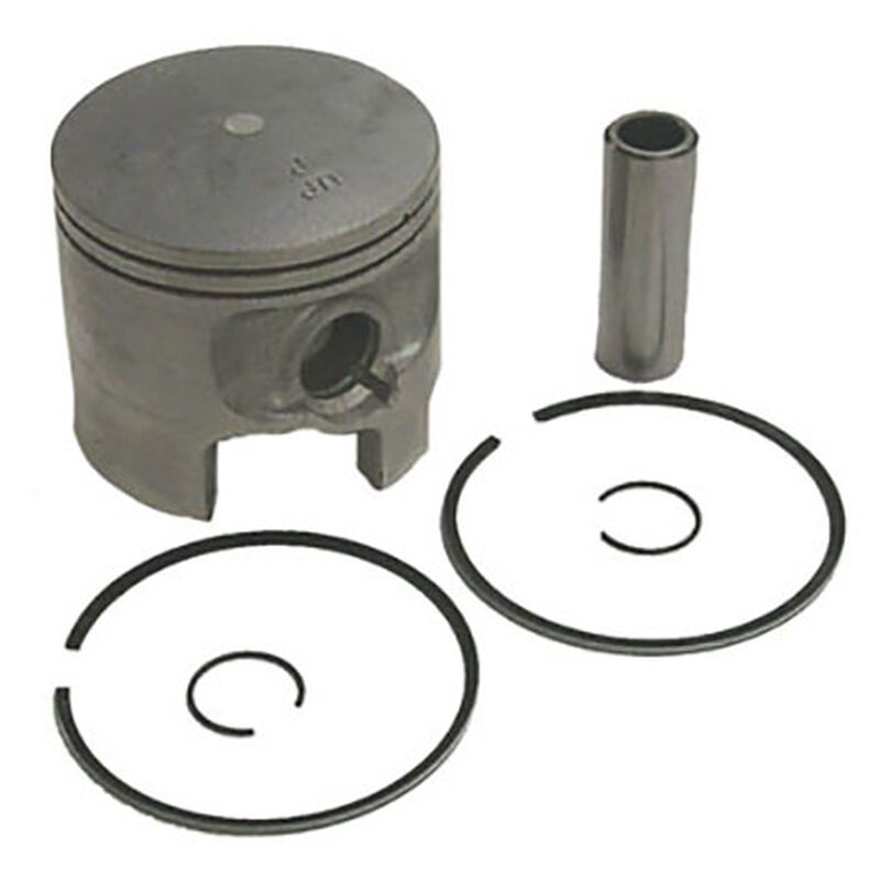 Sierra Piston Kit For Mercury Marine Engine, Sierra Part #18-4641 image number 1