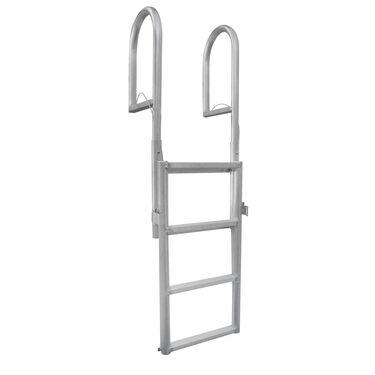 International Dock Wide-Step Dock Lift Ladder, 4-Step