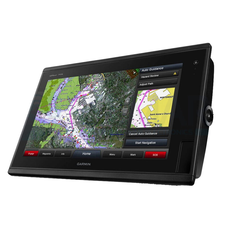 """Garmin GPSMAP 7416 16"""" Touchscreen Chartplotter With J1939 Port image number 1"""