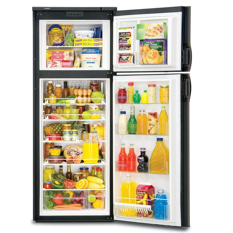 Dometic New Generation RM3962 2-Way Refrigerator, Double Door, 9.0 Cu. Ft. image number 1