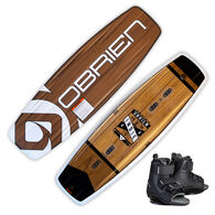 O'Brien Indie Wakeboard with Plan B Bindings
