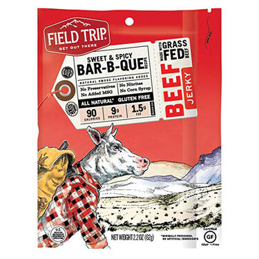 Field Trip Sweet And Spicy Beef Jerky, 2.2 oz.