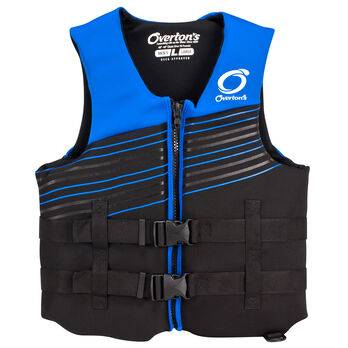Overton's Men's BioLite Life Jacket With Flex-Fit V-Back