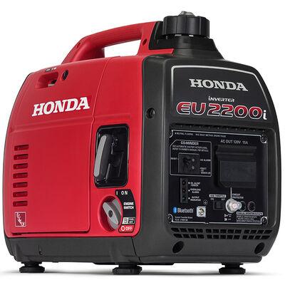 Honda EU2200i 49-State Inverter Generator with CO-MINDER