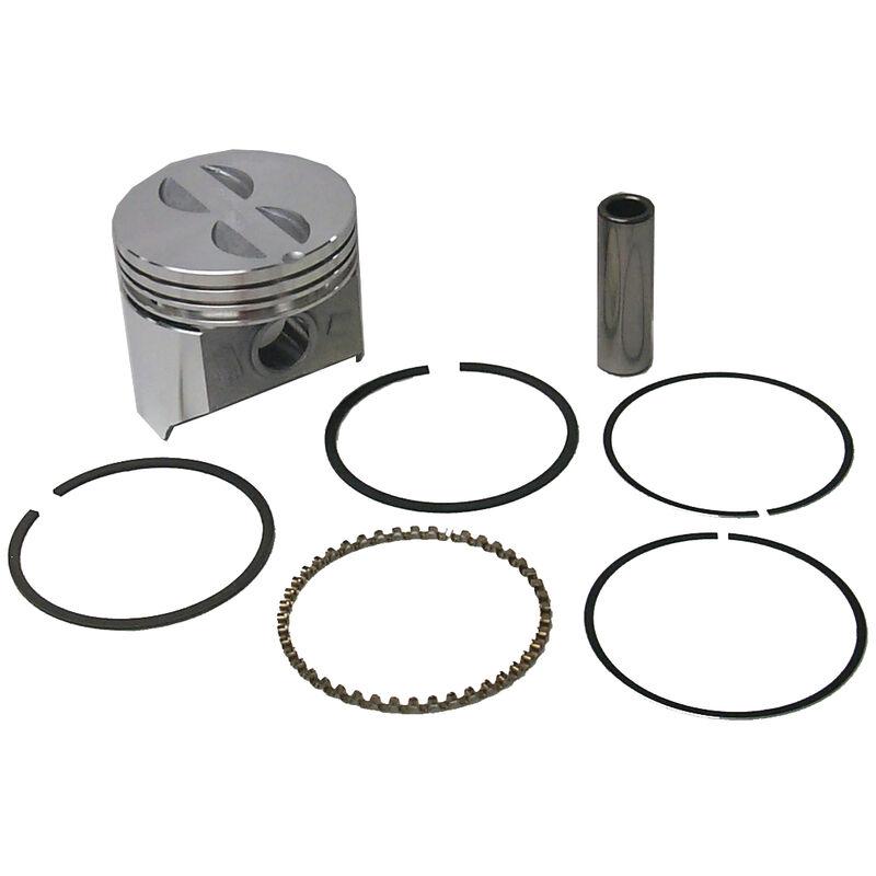 Sierra Piston Kit For Mercury Marine Engine, Sierra Part #18-4181 image number 1