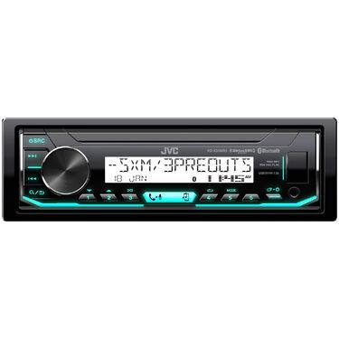 JVC KD-X35MBS Digital Media Receiver With Bluetooth
