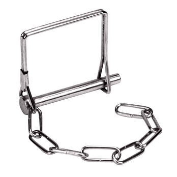 Reese Towpower Safety Chain With Pin Clasp